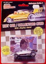 1989-94 Racing Champions Indy Series 1 1:64 #6 Mi.Andretti/Havoline black helm.'89