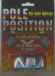 1991-92 Pole Position 1:64 #43 R.Petty/STP