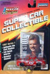 1997 Lindberg ARCA 1:64 #16 T.Steele/Craft House