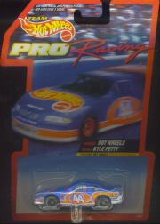 1997 Hot Wheels Pro Racing 1:64 #44 K.Petty/Hot Wheels