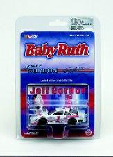 1999 Action Racing Collectables 1:64 #1 J.Gordon/Baby Ruth '92 T-bird