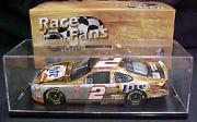 2001 Action QVC For Race Fans Only 1:24 #2 R.Wallace/Mill.Lite Harley Gold/2000
