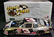 2001 Action QVC For Race Fans Only 1:24 #3 D.Earnhardt/Goodwrench Plat/2508