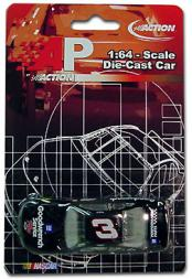 2002 Action Performance 1:64 #3 D.Earnhardt/Goodwrench