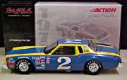 2002 Action Racing Collectables 1:24 #2 D.Earnhardt/Wrangler '79 MC/68,016