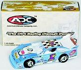 2003 ADC Dirt Late Model Cars 1:24 #1 C.Frank/Corry Laser/2504