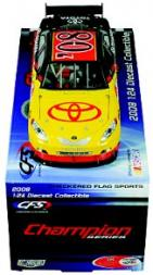 2008 Checkered Flag Sports Champion 1:24 #08 Toyota Camry