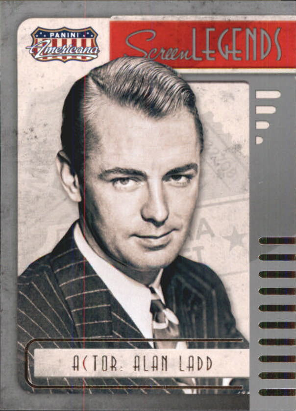 2015 Americana Screen Legends #1 Alan Ladd