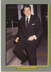 2005 Topps Turkey Red #287 Ronald Reagan
