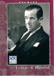 2002 Topps American Pie #90 Edward R. Murrow