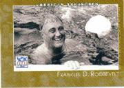 2002 Topps American Pie #139 Franklin D. Roosevelt