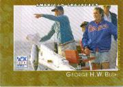 2002 Topps American Pie #148 George H.W. Bush