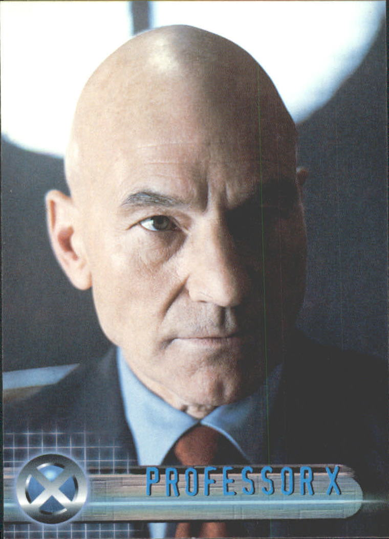 2000 X-Men Movie #2 Professor X