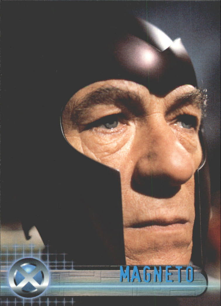 2000 X-Men Movie #3 Magneto