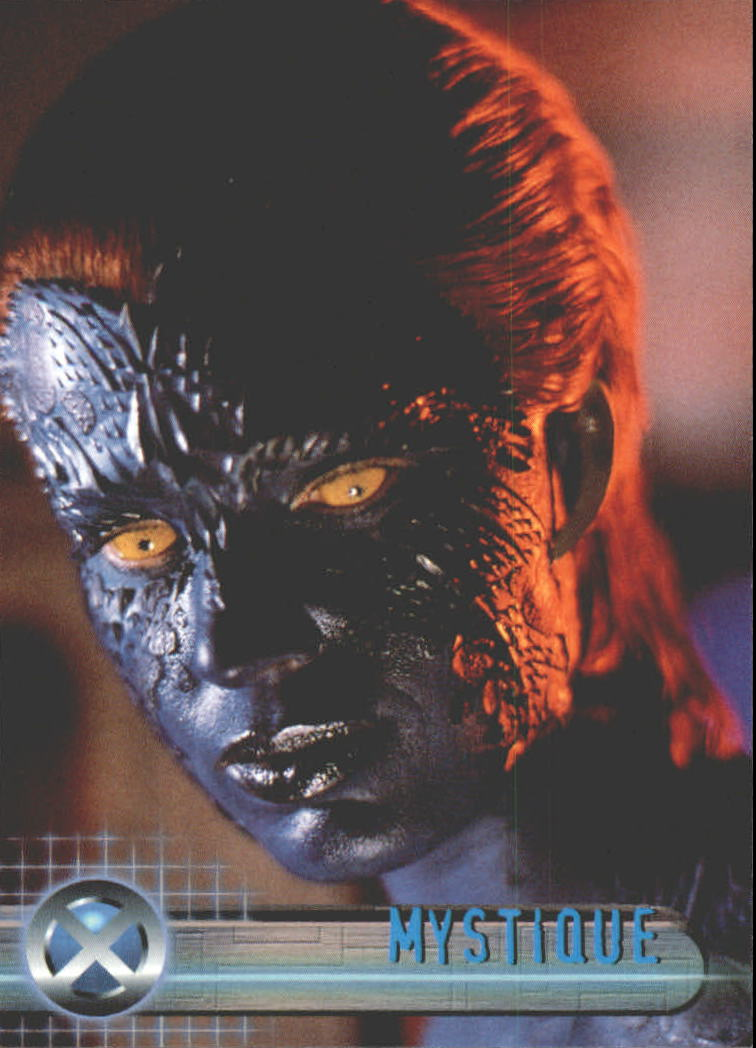 2000 X-Men Movie #10 Mystique