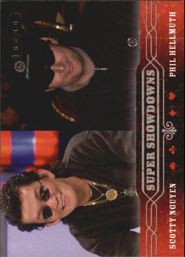 2006 Razor Poker #53 Scotty Nguyen/Phil Hellmuth