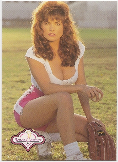 1992 Bench Warmer #3 Brandi Downs