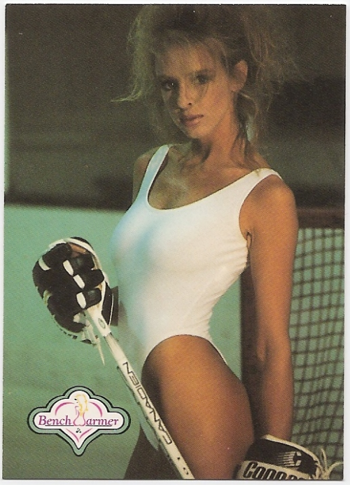 1992 Bench Warmer #6 Julie Ann