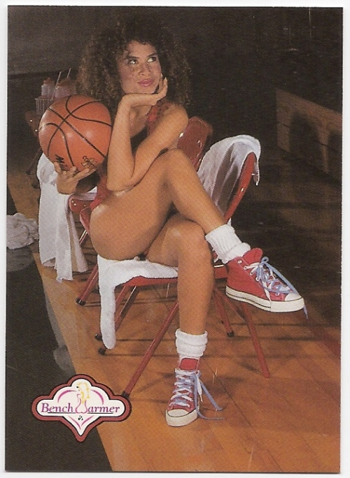 1992 Bench Warmer #7 Gigi Groves