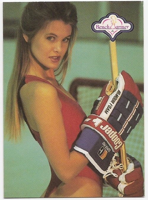 1992 Bench Warmer #22 Heather Sutherland