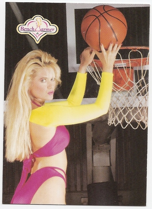 1992 Bench Warmer #25 Debbie Young