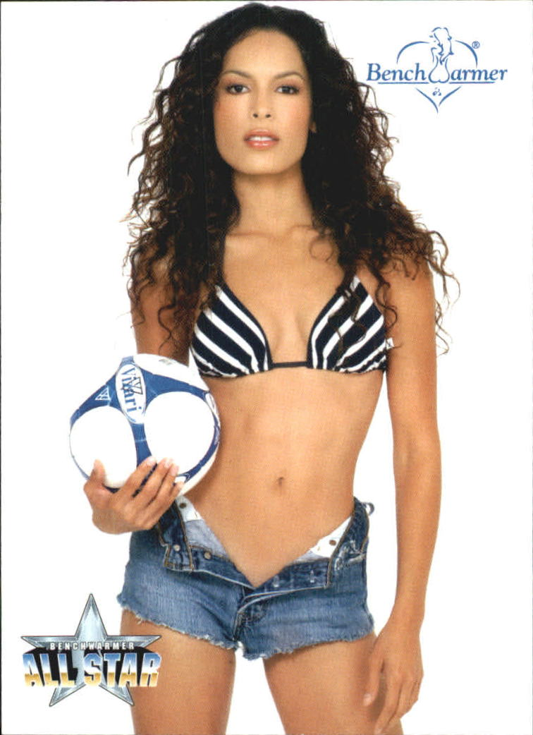 2003 Bench Warmer Series Three #255 Nadine Velasquez AS