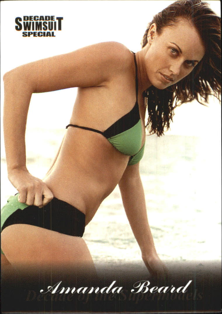 2012 Sports Illustrated Swimsuit Decade of Supermodels #6 Amanda Beard