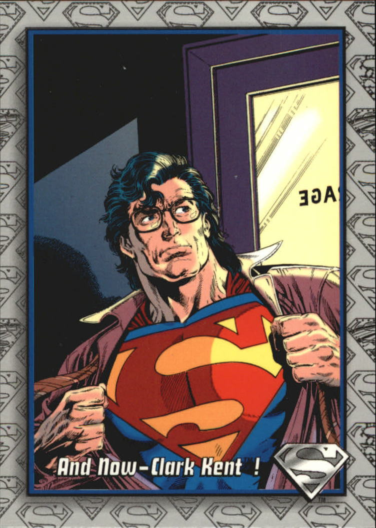 1993 Return of Superman #97 And Now - Clark Kent