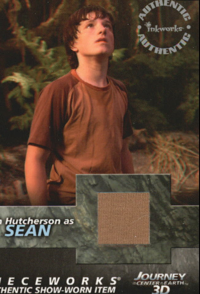 2008 Journey to the Center of the Earth 3-D Pieceworks #PW2 Sean T-shirt
