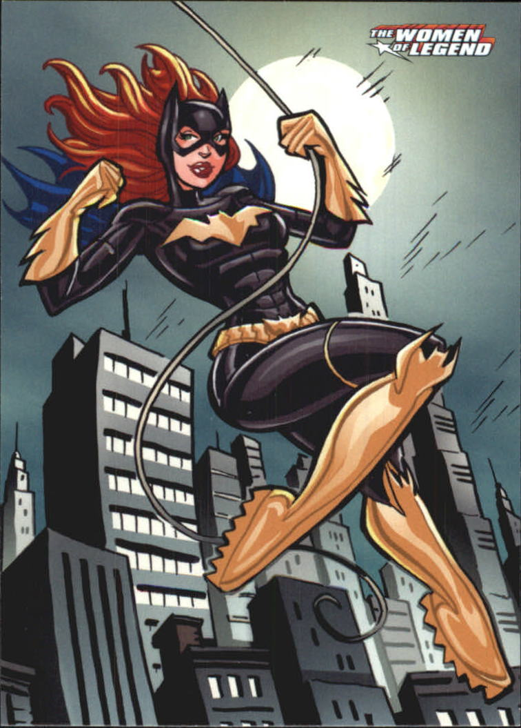 2013 DC Comics Women of Legend #6 Batgirl