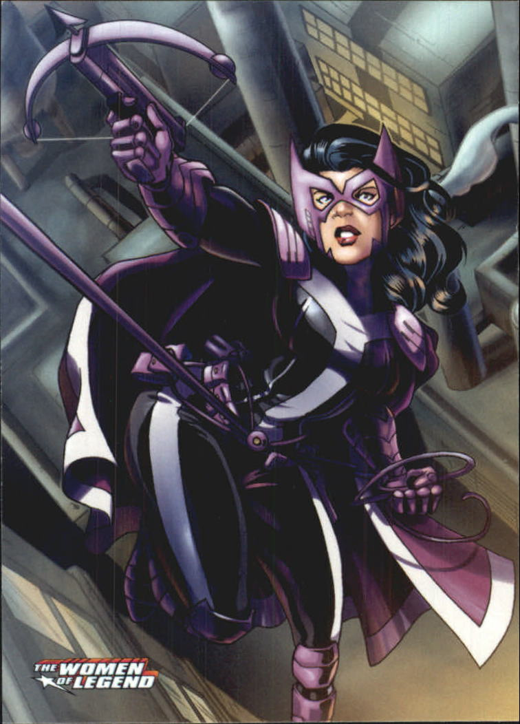 2013 DC Comics Women of Legend #20 Huntress