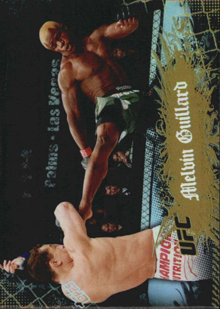 2010 Topps UFC Main Event Gold #21 Melvin Guillard