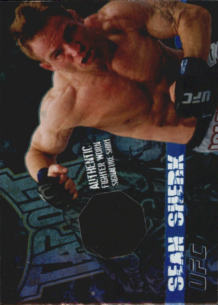 2010 Topps UFC Main Event Tapout Relics #TTRSS Sean Sherk