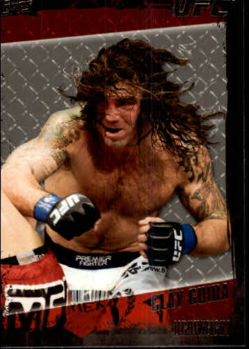 2010 Topps UFC #66A Clay Guida