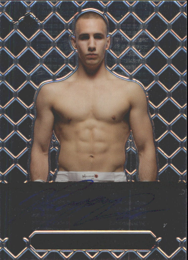 2011 Leaf MMA Metal #BARM1 Rory MacDonald
