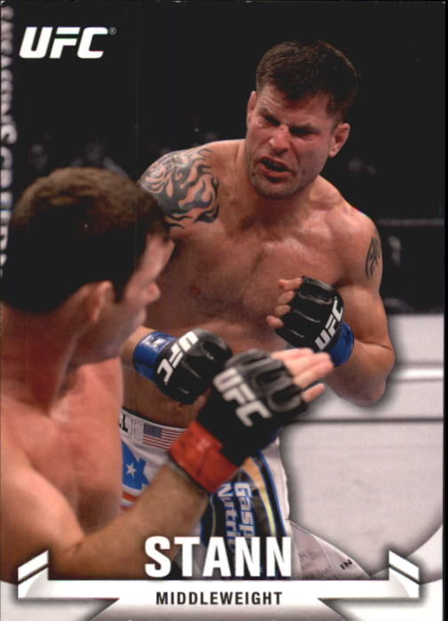 2013 Topps UFC Knockout #15 Brian Stann