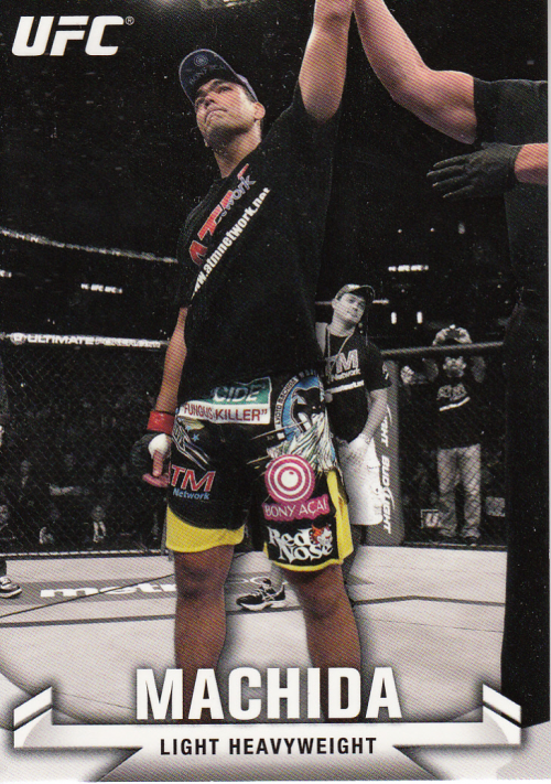 2013 Topps UFC Knockout #18 Lyoto Machida