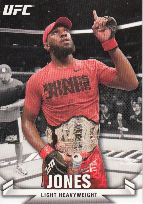 2013 Topps UFC Knockout #25 Jon Jones