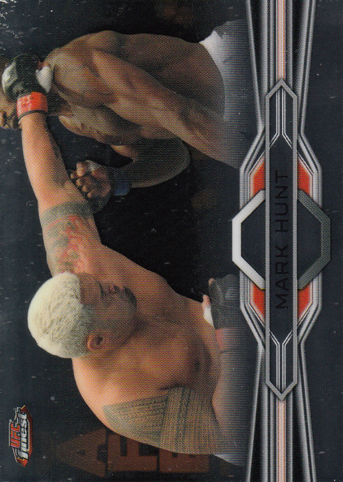 2013 Finest UFC #3 Mark Hunt