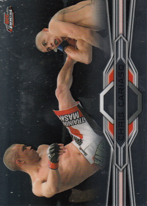 2013 Finest UFC #16 Chris Cariaso