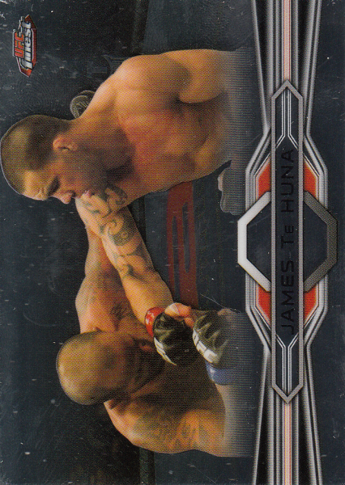 2013 Finest UFC #24 James Te Huna
