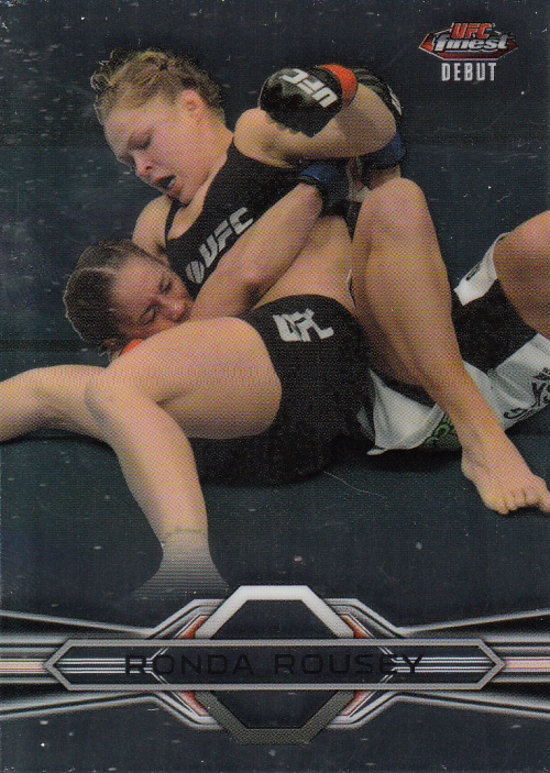 2013 Finest UFC #30 Ronda Rousey