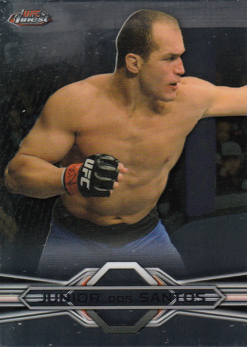 2013 Finest UFC #77 Junior dos Santos