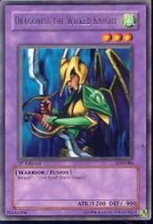 2002 Yu-Gi-Oh Legend of Blue Eyes White Dragon 1st Edition #LOB86 Dragoness The Wicked R