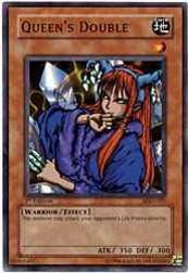 2002 Yu-Gi-Oh Metal Raiders 1st Edition #MRD51 Queen's Double SP