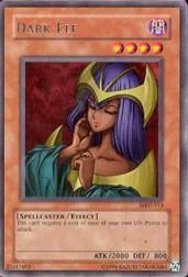 2002 Yu-Gi-Oh Metal Raiders Unlimited #MRD-113  Dark Elf (R)