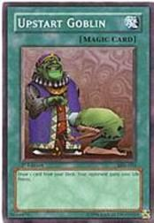 2002 Yu-Gi-Oh Magic Ruler 1st Edition #MRL-33  Upstart Goblin
