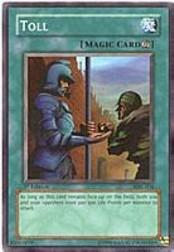 2002 Yu-Gi-Oh Magic Ruler 1st Edition #MRL-34  Toll