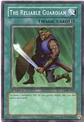 2002 Yu-Gi-Oh Magic Ruler 1st Edition #MRL-44  The Reliable Guardian