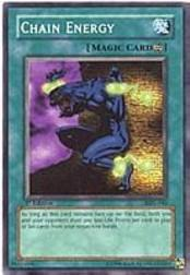 2002 Yu-Gi-Oh Magic Ruler 1st Edition #MRL-46  Chain Energy